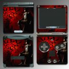 Batman Dark Knight Movie Game SKIN 3 Nintendo GBA SP