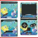 Spongebob Squarepants Game Skin #2 for Gameboy GBA SP