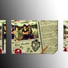 Jonas Brothers SKIN 3 Nintendo Wii + FREE WiiMote Cover