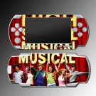 High School Musical 1 3 game SKIN COVER #2 for Sony PSP