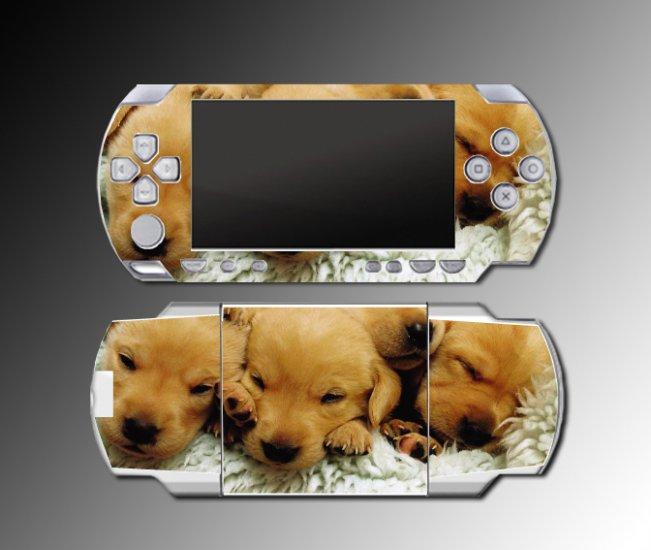 Golden Retriever Puppy dog game SKIN 6 for Sony PSP