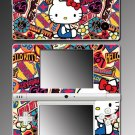 Cute Kitty Pink Princess Girl Game Skin #8 Nintendo DSi