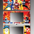 Mighty Morphin Power Rangers Game Skin #2 Nintendo DSi