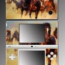 Horse Pony Stallion Mare vinyl Skin for Nintendo DSi