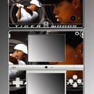 Tiger Woods golf athlete game mod Skin for Nintendo DSi