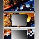 GI Joe Duke Snake Eyes movie game Skin for Nintendo DSi