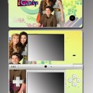 iCarly Carly Shay Sam Puckett Skin for Nintendo DSi