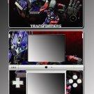 Transformer Optimus Prime game Skin 11 for Nintendo DSi