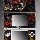 Transformers Optimus Prime game Skin 7 for Nintendo DSi
