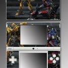 Transformers Bumblebee game Skin #5 for Nintendo DSi