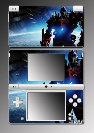 Transformers Optimus Prime game Skin 3 for Nintendo DSi