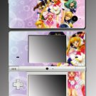 Sailor Moon Jupiter Mars game Skin for Nintendo DSi