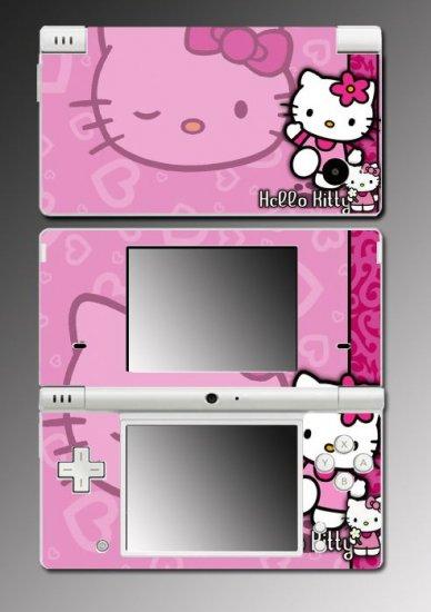 Cute Kitty pink princess baby game Skin #2 Nintendo DSi