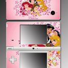 Princess Cinderella Belle game Skin #6 for Nintendo DSi