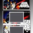 Star Wars Luke Skywalker Retro Skin #9 Nintendo DS Lite