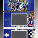 Megaman Star Force ninja game Skin for Nintendo DS Lite