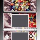 Bakugan Battle Brawlers game SKIN #2 Nintendo DS Lite