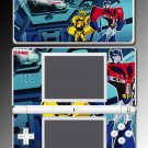 Transformers Animated Autobots SKIN #8 Nintendo DS Lite