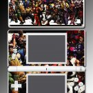 Street Fighter IV game ps3 xbox SKIN 4 Nintendo DS Lite