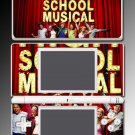 High School Musical music game SKIN #2 Nintendo DS Lite