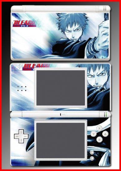 Bleach anime cartoon game SKIN #2 for Nintendo DS Lite