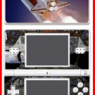 Space Shuttle Challenger Liftoff SKIN Nintendo DS Lite