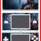 Transformers movie game cover SKIN #4 Nintendo DS Lite