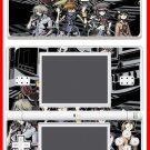World Ends With You Game SKIN MOD #1 Nintendo DS Lite