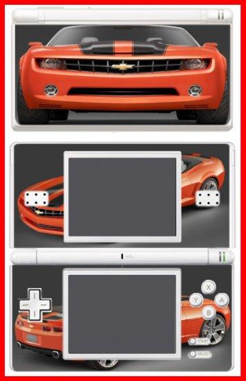 Camaro Convertible Car game SKIN #1 Nintendo DS Lite