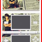 Jonas Brothers Concert Game SKIN 3 for Nintendo DS Lite