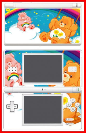 Carebears Care Bears Game SKIN #1 for Nintendo DS Lite
