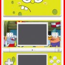 Spongebob Squarepants Skin #1 for Nintendo DS Lite