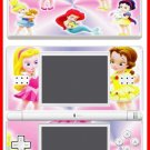 PRINCESS FRIENDS Babyz Game Skin 2 for Nintendo DS LITE
