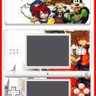 Kingdom Hearts 2 3 GAME SKIN 2 for Nintendo DS LITE