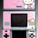 Pink Cute Kitty Princess Girl SKIN #5 for Nintendo DS