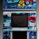 Transformers Animated Optimus game SKIN #8 Nintendo DS