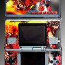 Bakugan game toy ball sphere dan SKIN COVER Nintendo DS