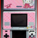 Cute Kitty Pink Princess game SKIN #1 for Nintendo DS