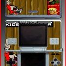Codename Kids Next Door game SKIN #1 for Nintendo DS