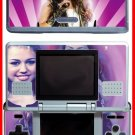 Hannah Montana Miley Cyrus game SKIN for Nintendo DS H6