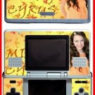 Hannah Montana Miley Cyrus game SKIN for Nintendo DS H5