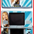 Hannah Montana Miley Cyrus game SKIN for Nintendo DS H4