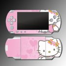 Pink Kitty Cute Princess Fairy game SKIN 5 for Sony PSP