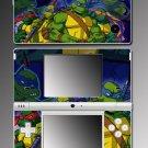 Teenage Mutant Ninja Turtle game Skin 3 Nintendo DSi