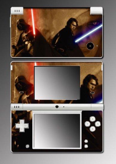 Star Wars Darth Vader Jedi game Skin 8 Nintendo DSi