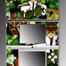 Ben 10 watch omnitrix Alien game Skin #3 Nintendo DSi
