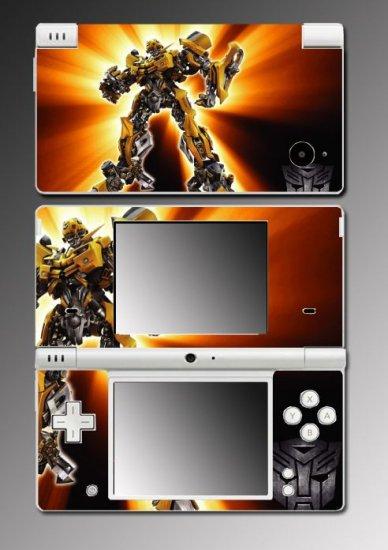 Transformer Bumblebee autobot game Skin 10 Nintendo DSi