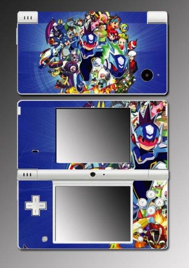 Mega Man Star Force 2 ninja game Skin for Nintendo DSi