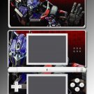 Transformers 2 Optimus Prime Skin #11 Nintendo DS Lite