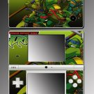 Teenage Mutant Ninja Turtle TMNT game Skin Nintendo DSi